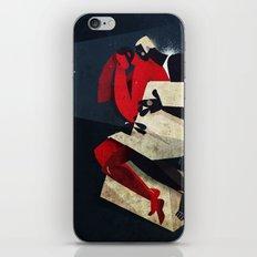 The dreamers iPhone & iPod Skin