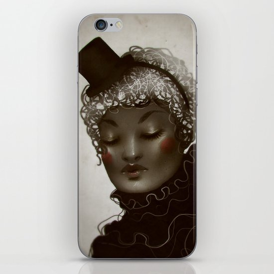 Madeline iPhone & iPod Skin