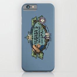 Yubaba's Bathhouse iPhone Case