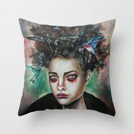 Bruelle  Throw Pillow