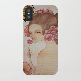 Cultivate :: Natural History iPhone Case