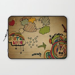Just Love! Laptop Sleeve