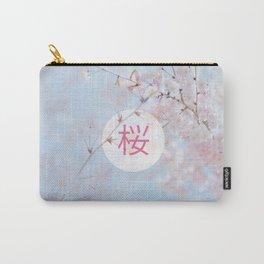 Sakura Carry-All Pouch