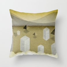 Year 2014 Throw Pillow