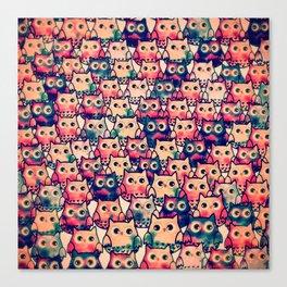 owl-66 Canvas Print
