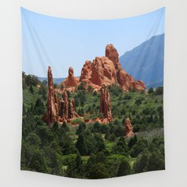 Cathedral Valley Wall Tapestry