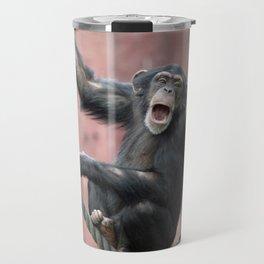 Chimpanzee_001_by_JAMFoto Travel Mug