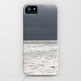 Ominous Ocean iPhone Case