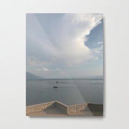 Lake Ohrid  Metal Print