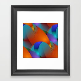 for wall papers and more -3- Framed Art Print