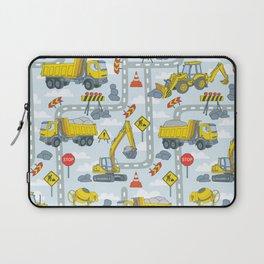 Trucks for kids Laptop Sleeve