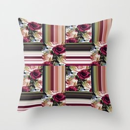 Love's Reflection Throw Pillow