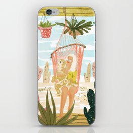 Desert Home iPhone Skin