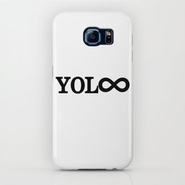 You Only Live Forever iPhone Case
