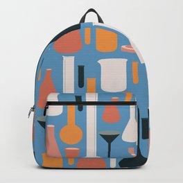 Laboratory Glassware No. 3 Backpack