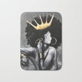 Naturally Queen VI Bath Mat