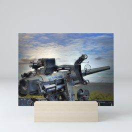 Big Gun Mini Art Print