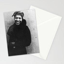 Zora Neale Hurston - Black Culture - Black History Stationery Cards