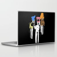 quentin tarantino Laptop & iPad Skins featuring Off the Reservoir by Jonah Makes Artstuff