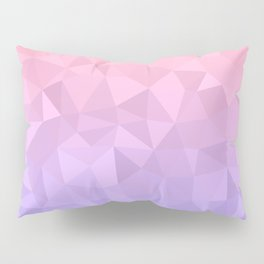 Pastel Ombre Pillow Sham