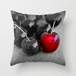Summer Fruit Throw Pillow