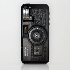 Camera II iPhone & iPod Skin