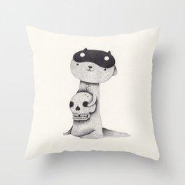 Tomy Throw Pillow