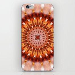 Mandala tenderness iPhone Skin