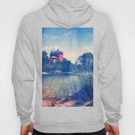 Vintage Great Lakes Lighthouse Hoody