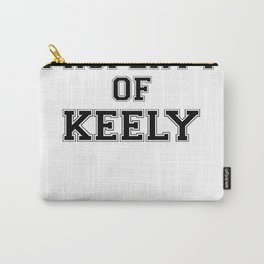 Property of KEELY Carry-All Pouch