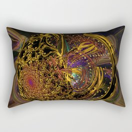 Doin' the Cosmic Boogie Rectangular Pillow