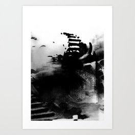 The Road of Excess Art Print