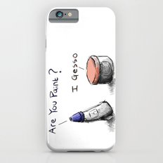 Silly Paint iPhone 6s Slim Case