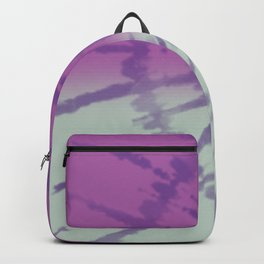 Tie Dye pattern Backpack