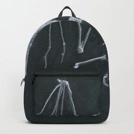 Bat Skeleton Backpack