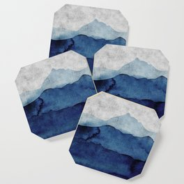 Water color landscape  Coaster
