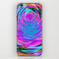 Psychedelic 60s iPhone & iPod Skin