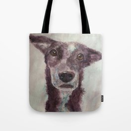Parson, the cattle dog Tote Bag