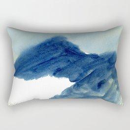 minimalist landscape Rectangular Pillow
