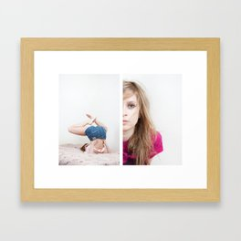 LULA #2 Framed Art Print