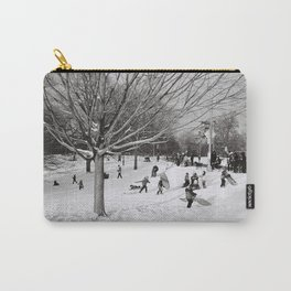 SNOWY PROSPECT PARK Carry-All Pouch