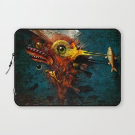 The Big Hunter Laptop Sleeve