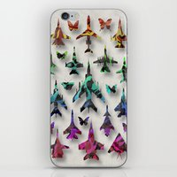 boys iPhone & iPod Skins featuring Boys don't Cry by Angelo Cerantola