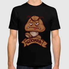 Goomba 2X-LARGE Black Mens Fitted Tee