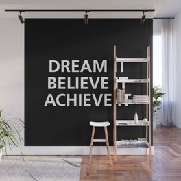 Motivational Wall Mural