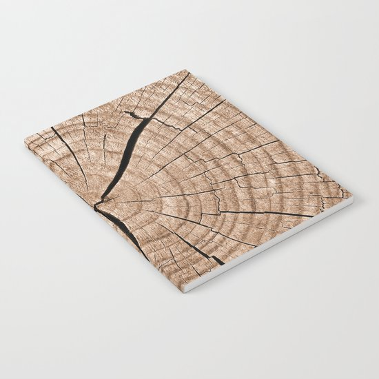 Tree Trunk Notebook