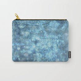 MYSTICAL BLUE WINTER Carry-All Pouch