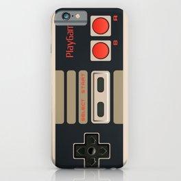 Retro Gamepad iPhone Case