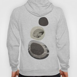 Modern Abstract Composition Hoody