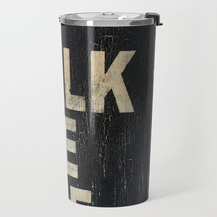 I Walk The Line Travel Mug